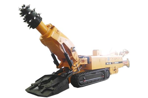三一重工STR200工程掘进机高清图 - 外观