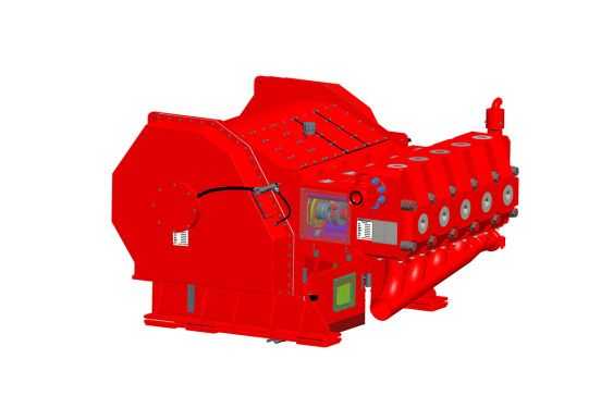 三一重工SY系列 機械驅動壓裂泵