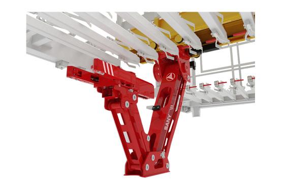 三一重工SY系列二層臺機械手