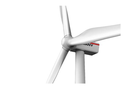 三一重工SE141252.X 低风速型 风力发电机