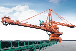 中联重科DQL1500/2060.35堆取料机