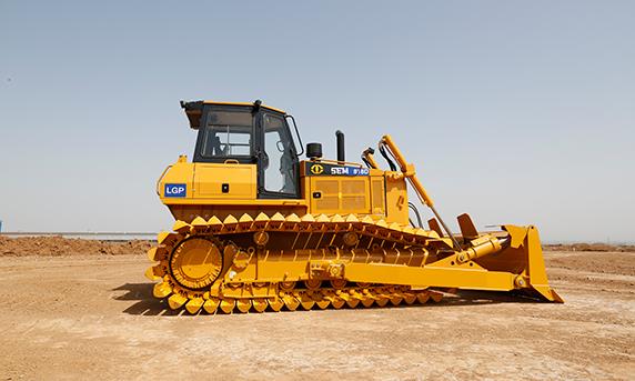 山工機械SEM818D濕地型推土機