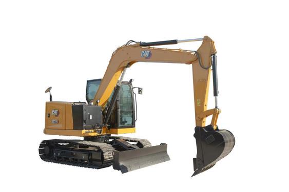 【720°全景展示】Cat? 307.5 迷你型挖掘機