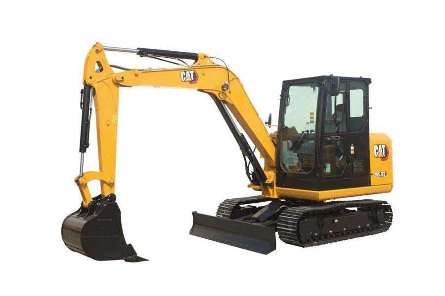 卡特彼勒Cat®305.5E2小型液压挖掘机