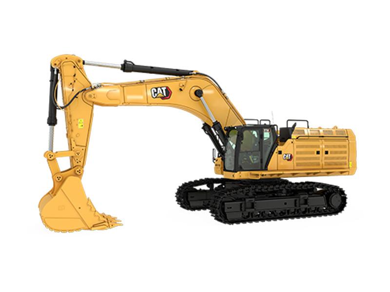 卡特彼勒新一代CAT® 374液压挖掘机