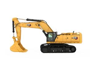 卡特彼勒CAT®395挖掘机高清图 - 外观
