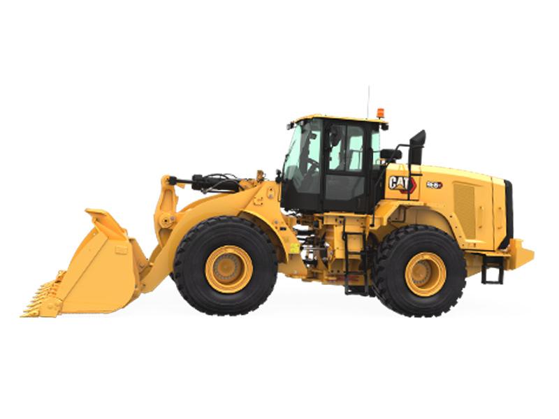 卡特彼勒CAT®966 GC装载机高清图 - 外观