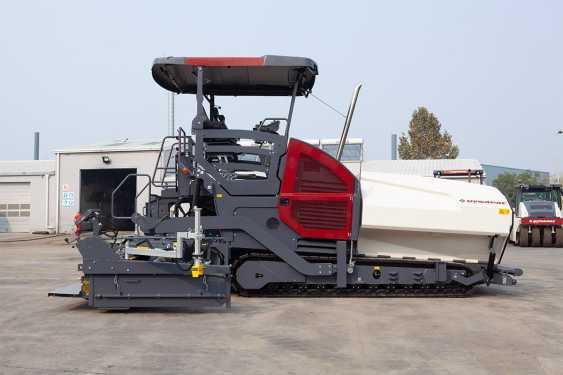 戴纳派克SD2530CSH沥青摊铺机高清图 - 外观