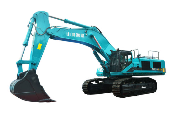 山河智能SWE950E-3H大型挖掘机