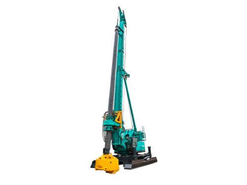 山河智能SWDM600超大型多功能旋挖钻机