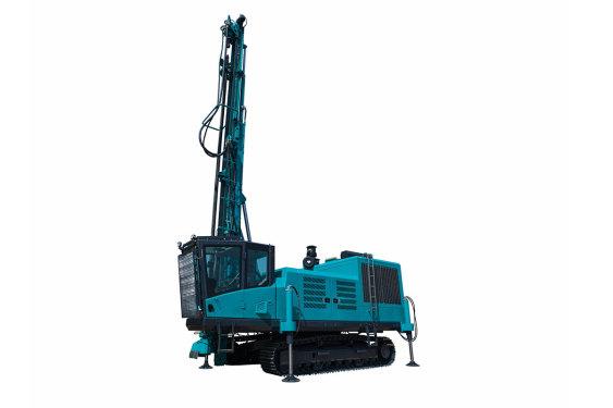 山河智能SWDE165A一体化潜孔钻机