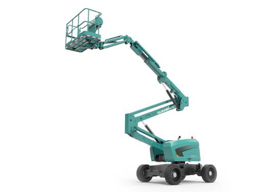 山河智能SWA16J自行走曲臂式高空作业平台