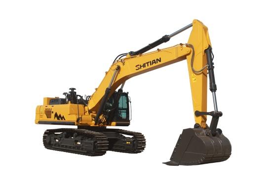 十田重工SH520-9挖掘机