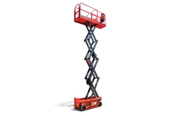 临工重机AS0808E电驱剪叉高空作业平台
