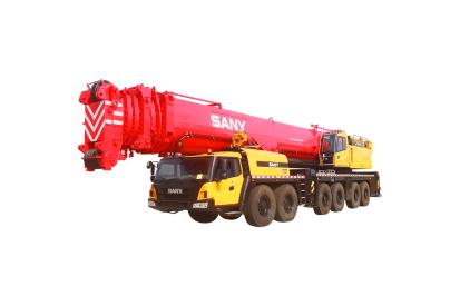 【720° VR Display】 Sany SAC4500S All-terrain Crane