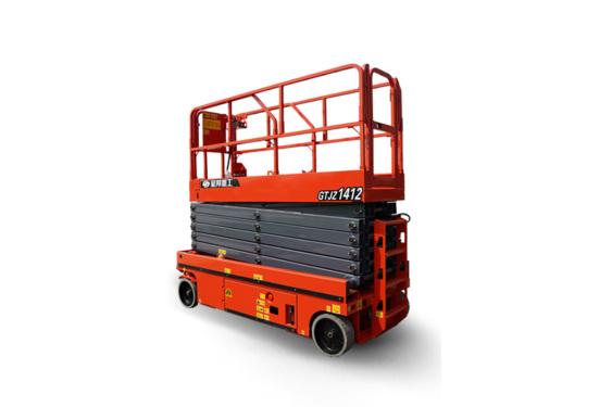 星邦重工GTJZ1412液驱剪叉高空作业平台