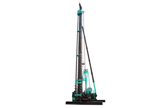 上海金泰ZKD 85-3G高速智能SMW 工法钻机