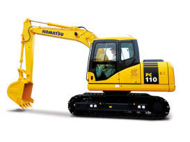 小松PC110-8M0液压挖掘机