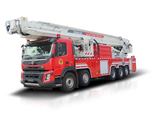中联重科ZLF5503JXFDG70登高平台消防车