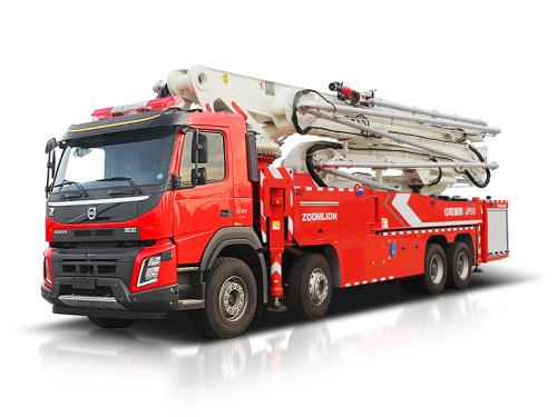 中聯重科ZLF5401JXFJP50舉高噴射消防車