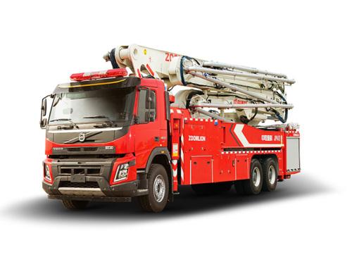 中联重科ZLF5330JXFJP42举高喷射消防车