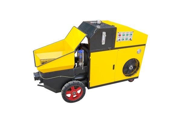 宜迅15-8A混凝土输送泵
