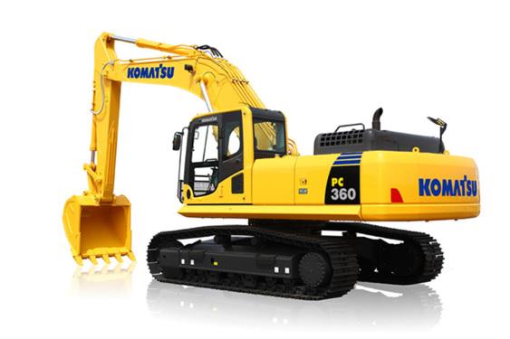 小松PC360-8M0履带式液压挖掘机