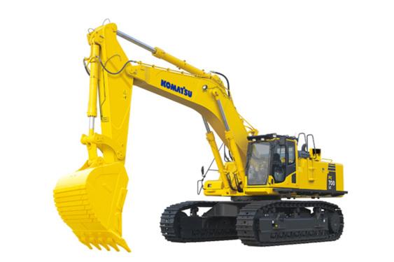 小松PC700LC-8E0液压挖掘机