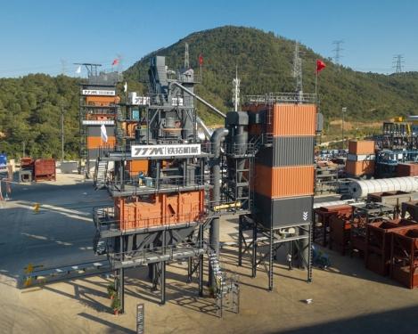 鐵拓機械VS系列骨料整形分級設備