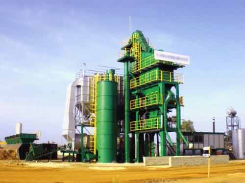 日工NBD160ABZ沥青混凝土搅拌设备