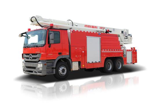 中联重机ZLF5310JXFJP32举高喷射消防车