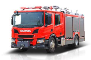 中联重科ZLF5180GXFAP45城市主战消防车