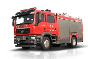 中联重科ZLF5162GXFAP45城市主战消防车