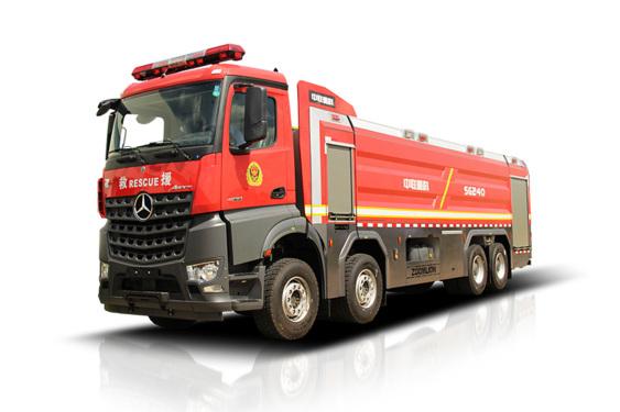 中联重科ZLF5430GXFPM240/ZLF5430GXFSG240泡沫水罐消防车