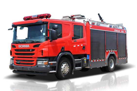 中联重科ZLF5191GXFPM55/ZLF5191GXFSG55泡沫/水罐消防车
