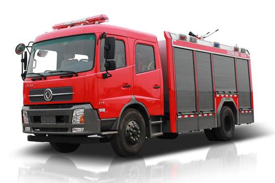 中联重科ZLF5150GXFPM50/ ZLF5150GXFSG50泡沫/水罐消防车