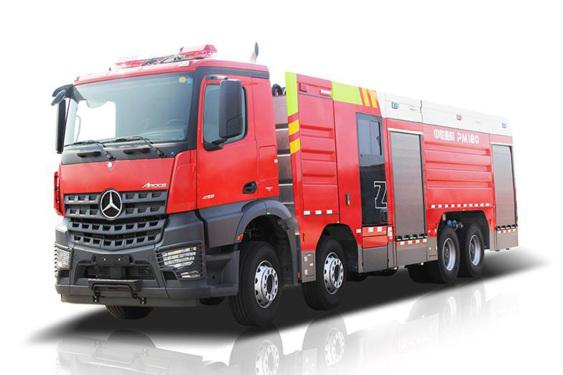 中联重科ZLF5392GXFPM180/ ZLF5392GXFSG180泡沫/水罐消防车