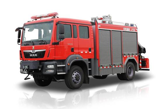 中联重科ZLF5141TXFJY98抢险救援消防车