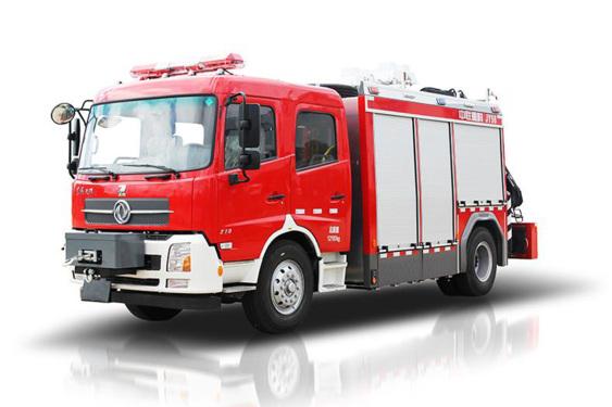 中联重科ZLF5120TXFJY98险救援消防车