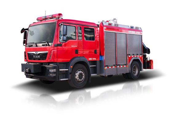 中联重科ZLF5140TXFJY98抢险救援消防车
