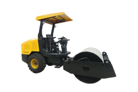 宜迅YX-6000单钢轮液压振动压路机