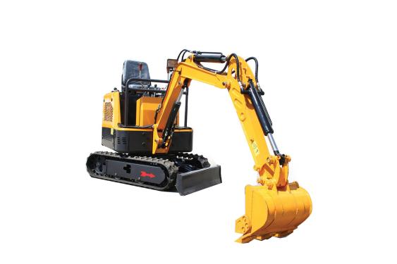 宜迅13履带式液压小型挖掘机