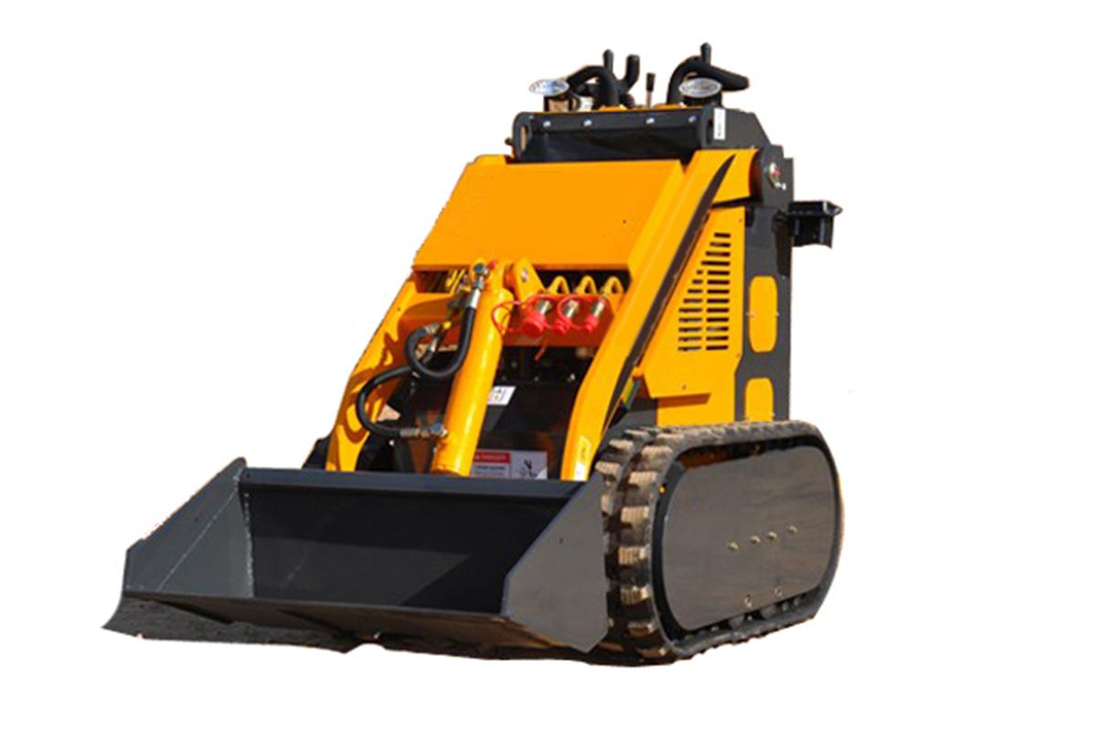 宜迅HY-280微型滑移装载机高清图 - 外观