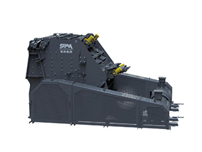 世邦CI5X1110反击破碎机高清图 - 外观