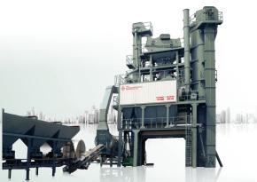 中交西筑JD1500沥青混合料搅拌设备