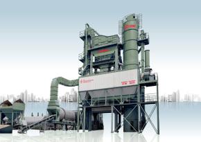 中交西筑JD2000型沥青混合料搅拌设备