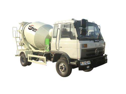 宜迅YX-6000大东风6吨混凝土搅拌车