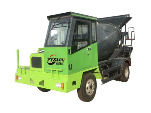 宜迅YX- 2500自制2.5方混凝土搅拌车