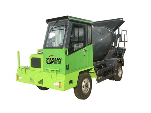 宜迅YX- 5000自制5方混凝土搅拌车