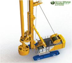 德国宝峨BG 42专用型旋挖钻机 (BT 110 主机)